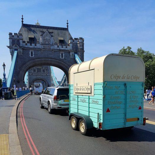 Crepe de la Crepe - London Bridges Walk
